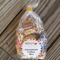 Christmas Toffee (knäck) mix by Kolafabriken in Sweden 6 oz bag