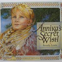 Annika's Secret Wish  hardcover