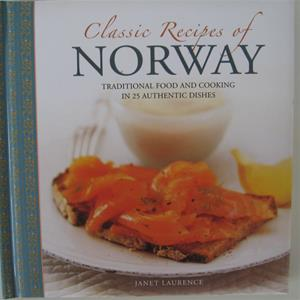 Classic Recipes of Norway Hardcover 64 pages