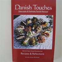 Danish touches paperback  Recipes and Reflections
