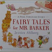 Fairy Tales for Mr. Barker  hardcover