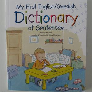 My First English/Swedish Dictionary 128 pages softcover
