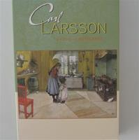 Portfolio with Carl Larsson cards 2 motifs  10 cards