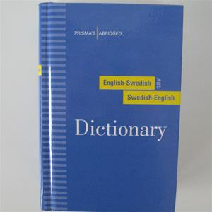 Prisma's Abridged Swedish/English and English/Swedish dictionary