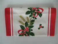 "14"" x 48"" cotton runner   Made in Finland  wheat"