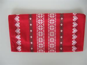 "14"" x 48"" cotton runner Made in Finland"