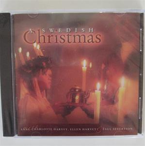 A Swedish Christmas music CD 20 songs