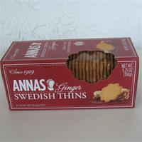 Annas ginger Thins  5.25 oz