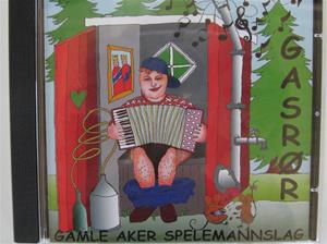 Gasror, Gamla Aker Spelemanslag Norwegian accordion music CD