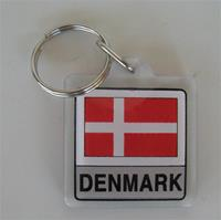 Danish key ring