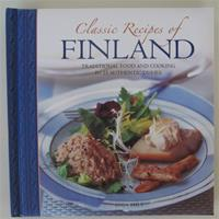 Classic Recipes of Finland  hardcover