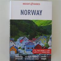 Norway Insight Guide softcover