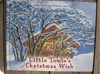 Little Tomte's Christmas Wish  Hardcover