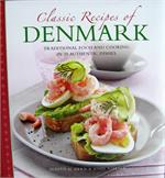 Classic Recipes of Denmark  Hardcover  64 p