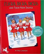 Flicka, Ricka, Dicka and their new skates by Maj Lindman hardcover
